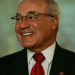 Joe Baca red tie